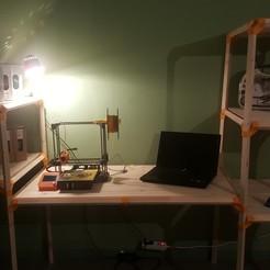 Free 3D file 3D Printer Cabinet, tristan24