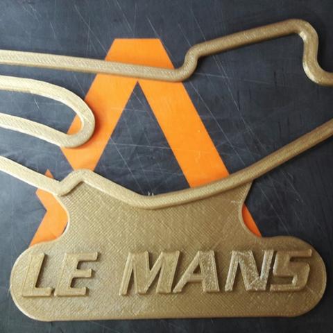 Descargar archivo 3D gratis Circuito Bugatti de Le Mans, Guillaume_975