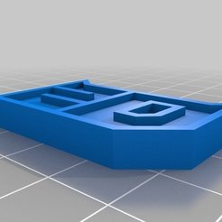 Free 3D printer designs Quartararo race number / numéro de course de Quartararo, Guillaume_975