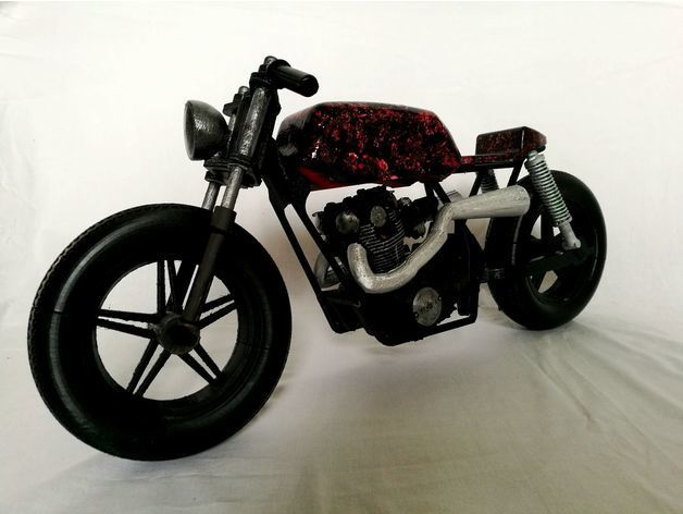 6c806069007c44c909299ddce4dc6846_preview_featured.jpg Download STL file Cafe racer • Model to 3D print, Guillaume_975