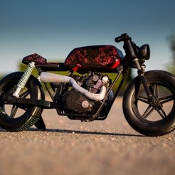 708c7dfbdb0935e01d3c7e1db1cab4c2_preview_featured.jpg Download STL file Cafe racer • Model to 3D print, Guillaume_975