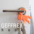 Download free STL files GEFFREY HOOK, 3DShook