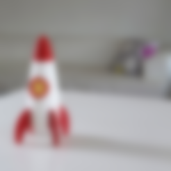 rocket2top1.stl Download free STL file THE TALSTER • 3D print model, 3DShook