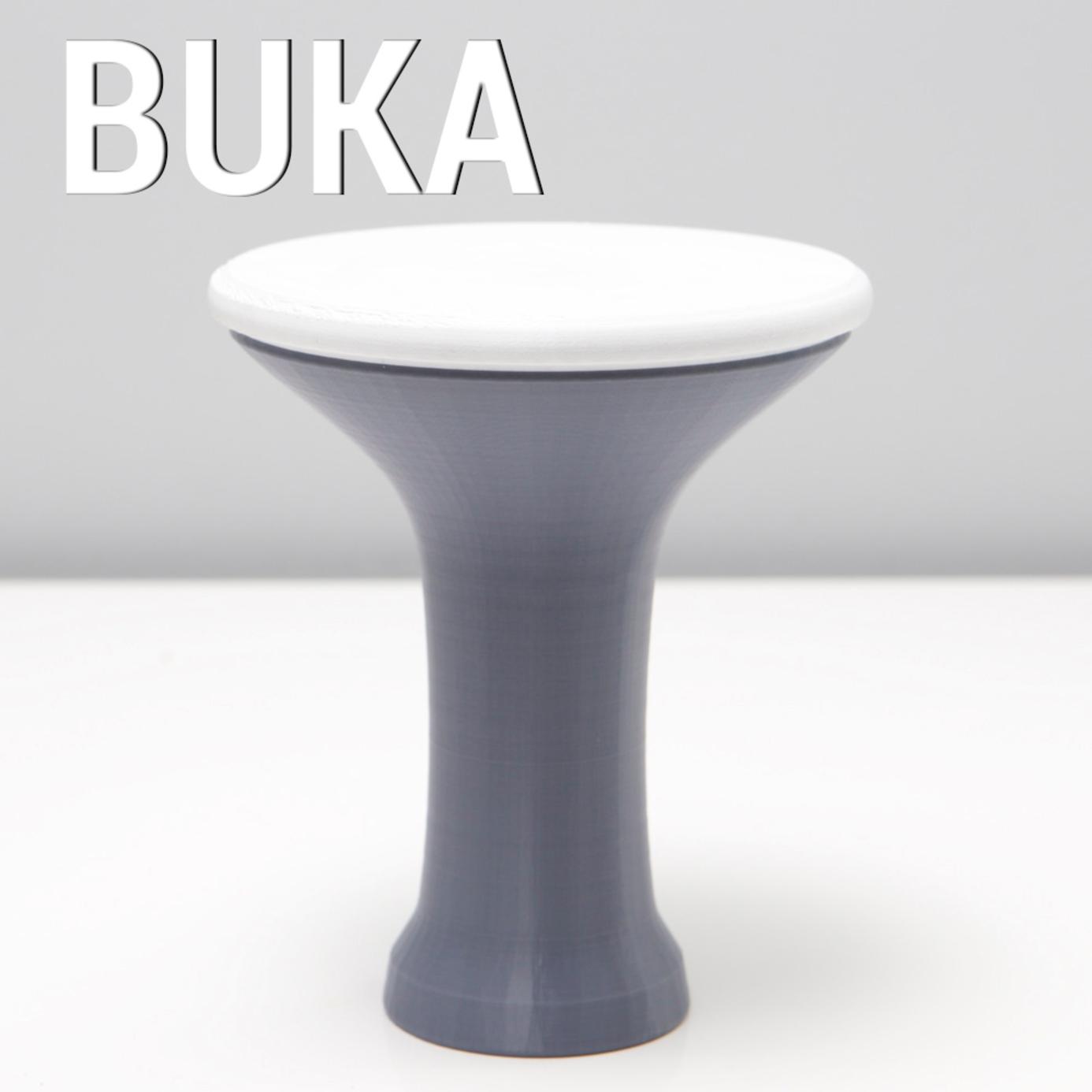 Capture d'écran 2017-07-26 à 18.25.19.png Download free STL file BUKA DRUM A • 3D printing template, 3DShook