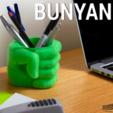 Télécharger objet 3D gratuit Bunyan, 3DShook