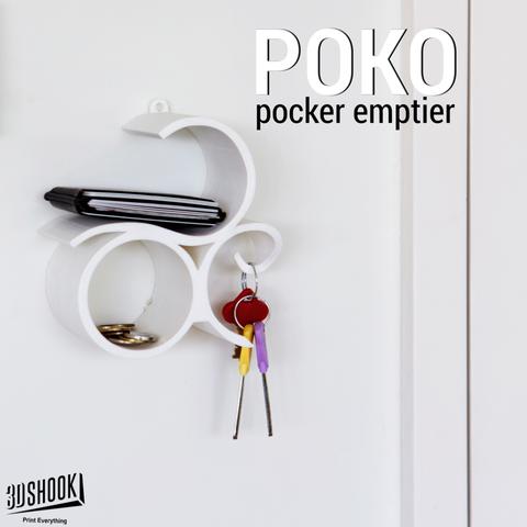 Free STL Poko, 3DShook