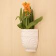 Télécharger objet 3D gratuit BARON WALL POT, 3DShook