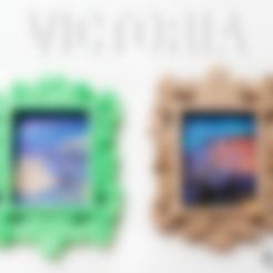Free STL Victoria, 3DShook