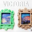 Capture d'écran 2017-07-31 à 16.05.28.png Download free STL file Victoria • 3D printable template, 3DShook