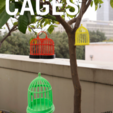 Download free 3D printer templates Cages Closed, 3DShook