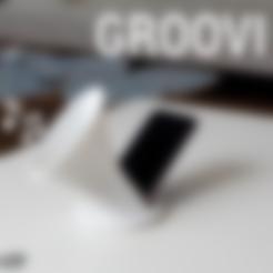 Free 3d print files GROOVI, 3DShook