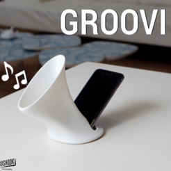 Download free 3D printing models GROOVI, 3DShook