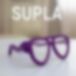lefthand.stl Download free STL file SUPLA SHADES  • 3D printable template, 3DShook