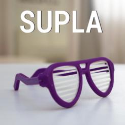 Descargar STL gratis SOMBRAS DE SUPLA, 3DShook