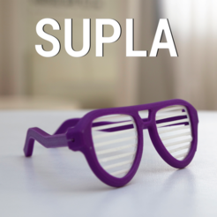Free STL file SUPLA SHADES , 3DShook