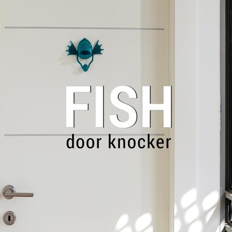 Plan 3D gratuit Fish Knocker, 3DShook