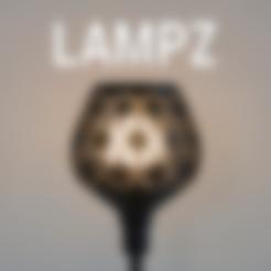 Descargar modelo 3D gratis LAMPZ - COLMENA, 3DShook