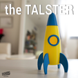 Free THE TALSTER 3D printer file, 3DShook