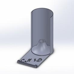 support litho 2.JPG Télécharger fichier STL Support lampe Lithophanie • Modèle pour imprimante 3D, ascheritt13
