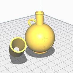 Download 3D model SISHA DRAGON BALL NOZZLE, abg111