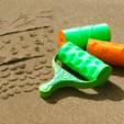 Capture d'écran 2017-08-29 à 17.27.56.png Download free STL file Sand Pattern Rollers • 3D printing design, JonathanK1906