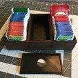 Free 3D printer designs Tea Bag Container, JonathanK1906