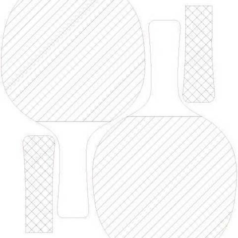 766d666578a1d4e62810fdc86d300880_display_large.jpg Télécharger fichier STL gratuit Palettes de ping-pong (coupe laser) • Objet imprimable en 3D, JonathanK1906
