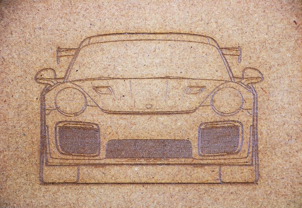 156005c5baf40ff51a327f1c34f2975b_display_large.jpg Télécharger fichier STL gratuit Porsche GT2 RS2 RS1 2017 (Découpe laser) • Objet pour impression 3D, JonathanK1906