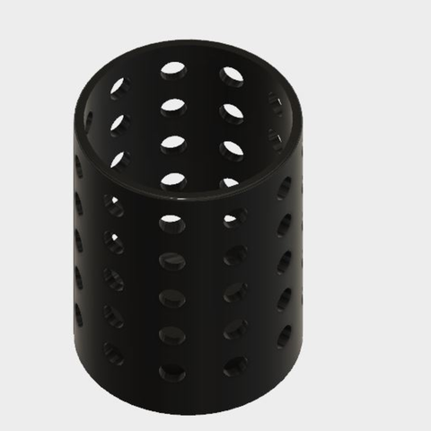 Capture d'écran 2017-08-29 à 16.55.05.png Download free STL file Pencil Holder • 3D printer model, JonathanK1906