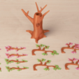 Free 3D printer designs Balancing Twigs Game, JonathanK1906