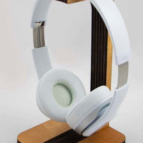 156005c5baf40ff51a327f1c34f2975b_display_large.jpg Download free STL file Headphone Stand (Laser Cut) • Template to 3D print, JonathanK1906