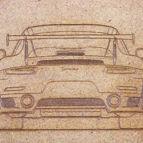 d0096ec6c83575373e3a21d129ff8fef_display_large.jpg Télécharger fichier STL gratuit Porsche GT2 RS2 RS1 2017 (Découpe laser) • Objet pour impression 3D, JonathanK1906
