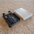 Free stl Arduino Mounting Plate, JonathanK1906