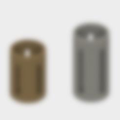 Free 3D printer designs Tealight Candle Holder, JonathanK1906
