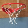 Télécharger fichier imprimante 3D gratuit DIY Basketball Hoop, JonathanK1906