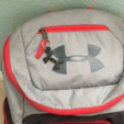 Free 3D model Under Armour Keychain, JonathanK1906