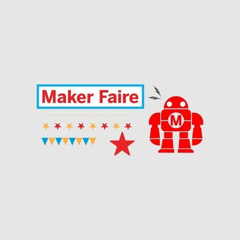 Free 3D print files Maker Fair Decals, JonathanK1906