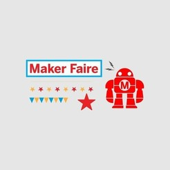 Download free 3D printing models Maker Fair Decals, JonathanK1906