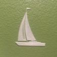 Download free STL files Sail Boat, JonathanK1906