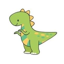 Download 3D printer files cookie cutter - Tyrannosaurus Rex Dinosaur, Magonet