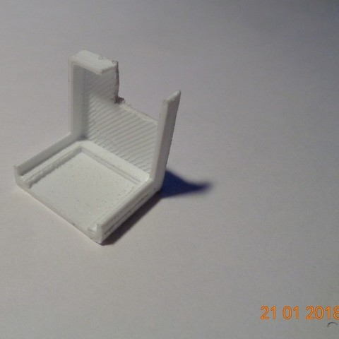 DSC03714.JPG Download free STL file eachine 25mv mini camera stand • Object to 3D print, luc32