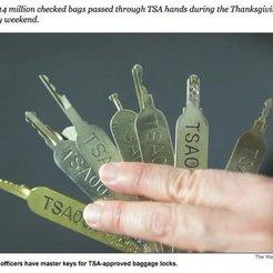 STL Universal Key TSA, EvanTeulet