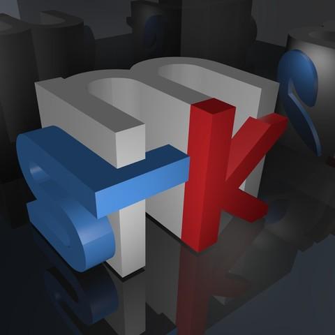 stmk.jpg Télécharger fichier STL gratuit STMK • Objet à imprimer en 3D, dogmine