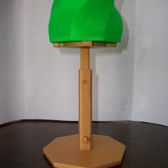 IMGP1713.JPG Télécharger fichier STL Lampe pour bougie • Modèle pour impression 3D, Nico3295