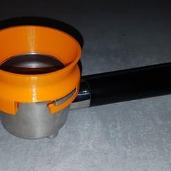 Plan imprimante 3D Entonnoir percolateur delonghi, chino52