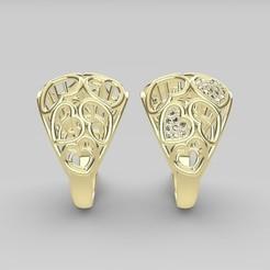 Descargar Modelos 3D para imprimir gratis anillos de corazón v2, Janusz