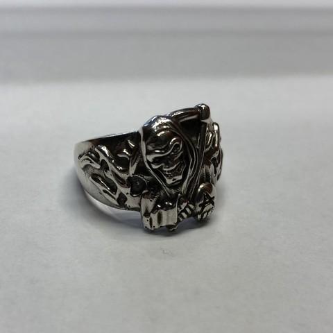 IMG_0391.jpg Download free STL file Reaper ring • 3D printer template, Janusz