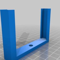 Télécharger fichier STL gratuit BQ Aquaris X Parameterised Mobile Holder (vertical), lafactoria3d