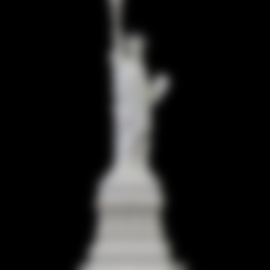 Free 3d printer files Statue of Liberty in Manhattan, New York, Cool3DModel