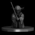 Impresiones 3D Yoda, Dipmuse